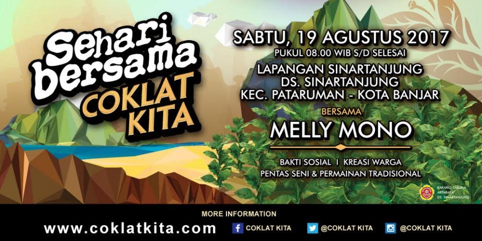 Melly Mono Ada di SBCK Banjar!
