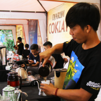 Sunda Hejo; Kopi Garut Ramah Lingkungan Citarasa Aromanis
