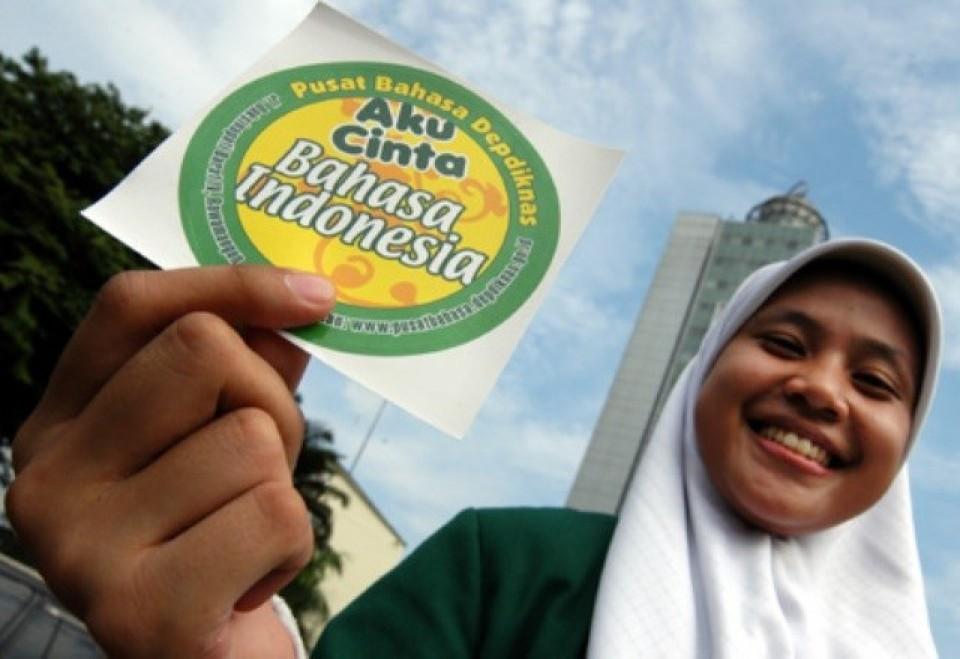 Alasan Harus Bangga Punya Bahasa Indonesia!