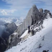 Jalur Pendakian ke Cartensz