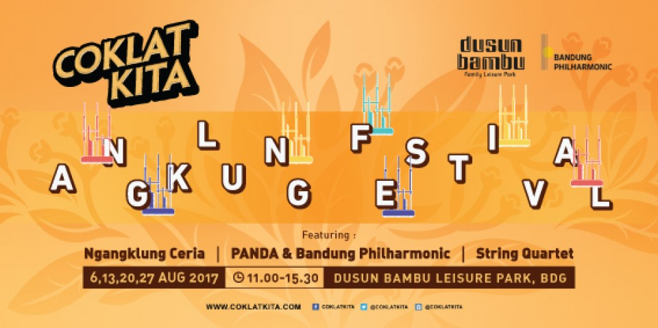 Show Angklung Bandung Philharmonic Ada Disini!
