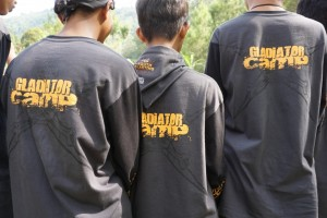 Coklat Kita Youth Blasting Gladiator Camp 2016