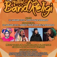 Band Religi Sidoardjo Bakal Lebih Keren Bersama Coklat Kita!