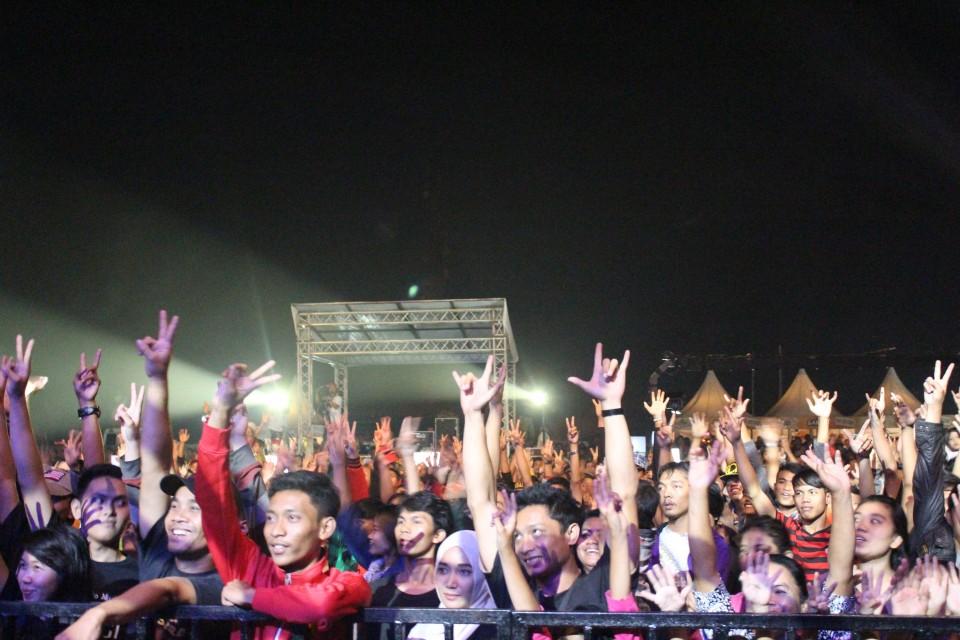 Konser Coklat Kita Ngabuburit Tiba di Cakung