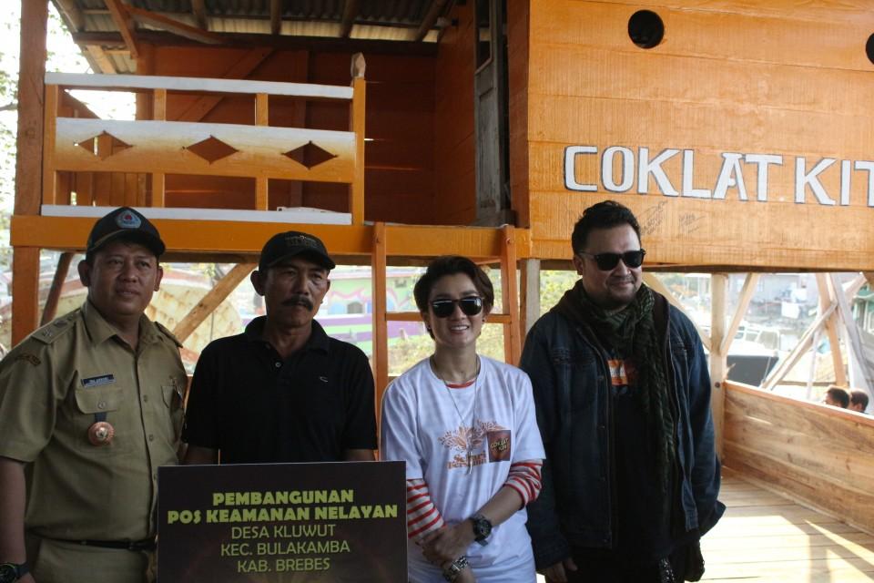 SBCK Meriah dari Kampung Maritim