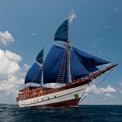 Pinisi, Metamorfosis Puing Kapal Menjadi Jawara Lautan