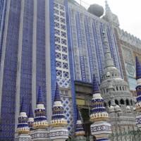 Masjid Tiban Malang yang Indah nan Sensasi
