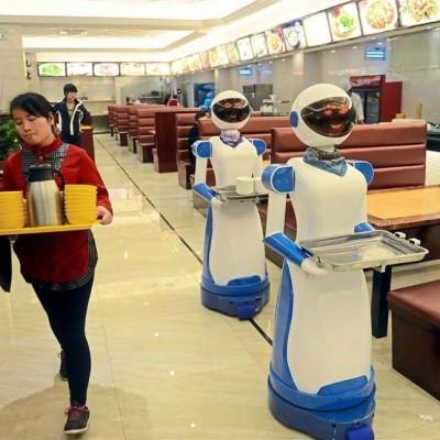 Pekerjakan Robot, Restoran Ini Mendadak Tutup!