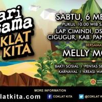Pangandaran, Yuk Siap-Siap SBCK Bareng Melly Mono!