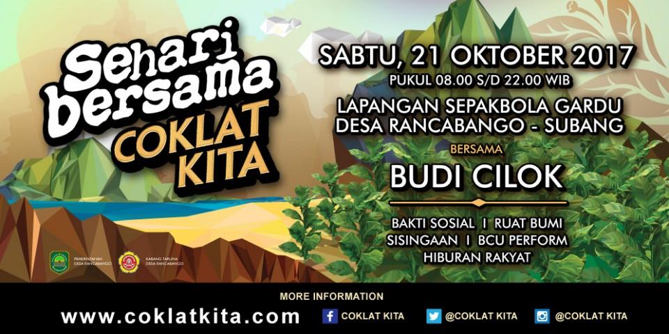 Rancabango, Subang, Yuk Bersiap Menyambut Budi Cilok!