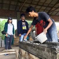 SBCK tour Lampung - Pekon Margodadi kec. Ambarawa kab. Pringsewu - 30/04/19